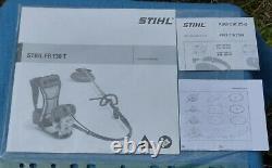 Stihl Fr130t Backpack Brushcutter / Strimmer