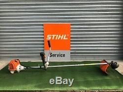 Stihl Fs130 Strimmer Brush Cutter Serviced Sthil Free Post Fs100