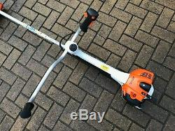 Stihl Fs360c 2017 Brushcutter Strimmer 2mix Petrol Serviced New Head