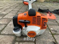 Stihl Fs360c 2 Stroke Petrol Strimmer Brush Cutter With Stihl Harness