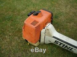 Stihl Fs400 2 Stroke Petrol Strimmer/brush Cutter Nylon Cord Bump Head Sra1