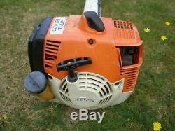 Stihl Fs400 2 Stroke Petrol Strimmer/brush Cutter Nylon Cord Head Vat Inc Sra33