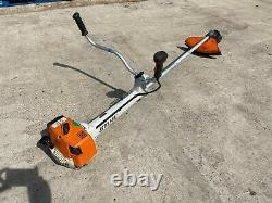 Stihl Fs400 Strimmer, Industrial Professional Use 2 Stroke Petrol, Double Handle