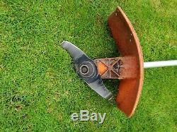 Stihl Fs460c Petrol Brushcutter Strimmer With Shredder Blade