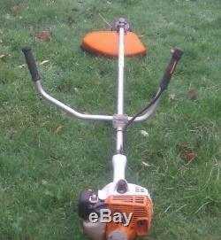 Stihl Fs55 Petrol Brush Cutter Strimmer