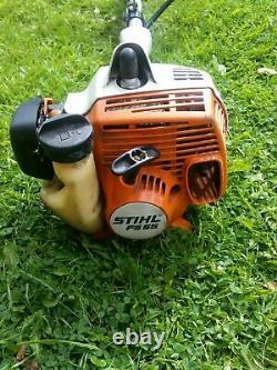 Stihl Fs55 Petrol Strimmer Brush Cutter