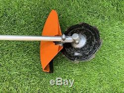 Stihl Fs55 Strimmer Brushcutter Pro Clearing Saw Blade Perfect Bargain