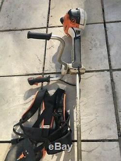 Stihl Fs 410 C Professional Strimmer Brush Cutter 41.6 CC