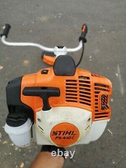 Stihl Fs 410 Commercial Straight Shaft Brush Cutter / Strimmer