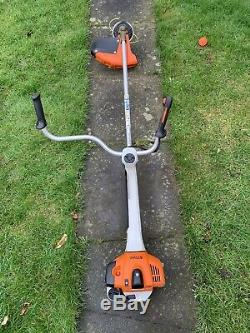 Stihl Fs 460c Professional Strimmer Brush Cutter With Harness And Helmet