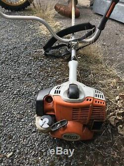 Stihl petrol brushcutter/strimmer FS56