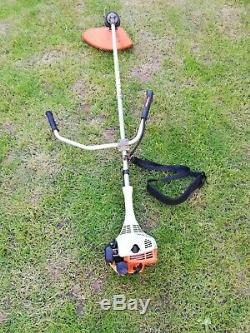 Stihl petrol strimmer brushcutter FS55 28cc