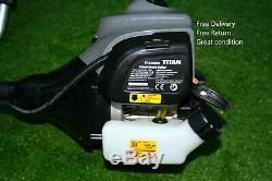 TITAN TTL530GBC 43cc Straight Shaft Petrol 2 Stroke Brushcutter-power unit