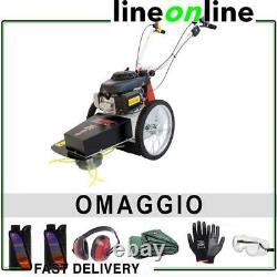 Tekna TR60 Wheeled Brush Cutter