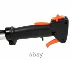 Throttle Control For Long Reach Brush Cutter Strimmer