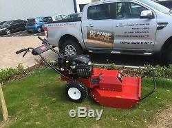 Toro BRC28-2 Wheeled Self Propelled Flail Mower Brush Cutter 2019 £2100 plus vat