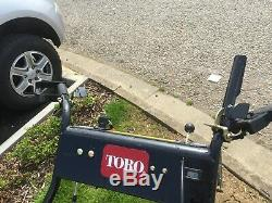 Toro BRC 28 2 Wheeled Heavy Brush cutter 2019 £2950 plus vat