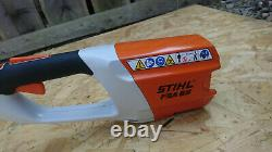2016 Stihl Fsa 65 Batterie Sans Fil Strimmer Brushcutter 300mm Couper