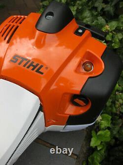 2020 Stihl Fs460c Jardin D'essence Professionnel Strimmer C/w Harnais
