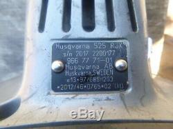 525 Husqvarna Rjx Débroussailleuse Débroussailleuse Mars 18 Cordon D'huile Stihl Oregon Harnais