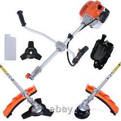 52 CC 2 En 1 Petrol Strimmer Brush Cutter 1.7kw 1 Année Garantie Grasse Trimmer Uk