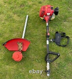 52cc 5 En 1 Hedge Trimmer Multi Outil Petrol Strimmer Brosse Cutter Garden