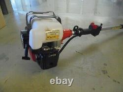52cc 5 En 1 Hedge Trimmer Multi Tool Petrol Strimmer Brushcutter Garden A5195