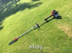 52cc Essence 5 En 1 Jardin Multi Tool Hedgetrimmer Strimmer Pruner Brushcutter