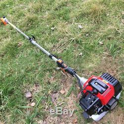 52cc Jardin Chainsaw Taille-haies Tondeuse À Gazon À Essence Branch Lawn Débroussailleuse Outils