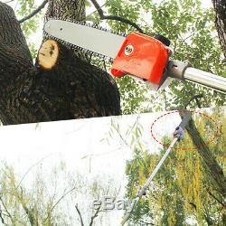 52cc Multi Function 5 En 1 Outil De Jardin Débroussailleuse, Tondeuse À Gazon Chainsaw Royaume-uni