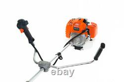 52cc Petrol Brushcutter / Strimmer With Electric Start 2 Course