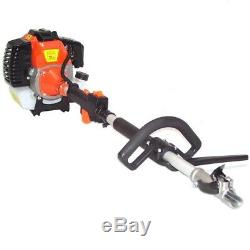 55879 Multi Function Débroussailleuse 52cc 5in1 Outil De Jardin Coupe-herbe Chainsaw H