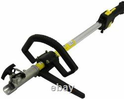 5 En 1 Hedge Trimmer Multi Tool Petrol Strimmer Brushcutter Garden Chainsaw 52cc
