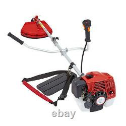 62cc Essence Léger Grass Lawn Edge Weed Strimmer & Brushcutter Cordless