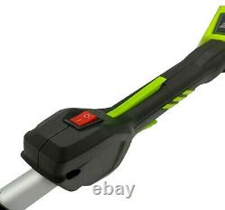 Brushcutter & Strimmer Professionnel Essence Avec 26cc 2 Stroke Motor Gardenjack