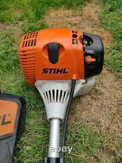 C'est Stihl. Fs90 Cutter Pour Brosse À Étrier À Essence