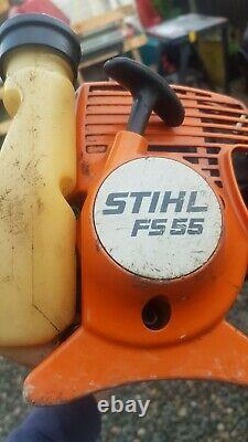 Coupe-brosse Stihl Fs55 Petrol Strimmer