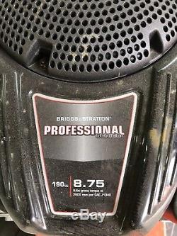 Débroussailleuse À Démarrage Électrique Dr 8.75 Pro-xl, Autotractée