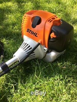 Débroussailleuse Professionnelle Stihl Fs130 4mix Avec Accessoire De Filtre Supplémentaire