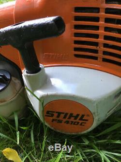 Débroussailleuse Stihl Fs410 Pro Essence Strimmer Comme Fs460 Fs450
