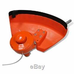 Débroussailleuses Edger Débroussailleuse Coupe-herbe 51,7 CC Orange 2,2 Kw Garden Chainsaw