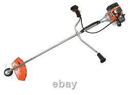 Demon Rq580 5,2hp Petrol Brushcutter Strimmer Cutter Grass Garden Lawn Puissant