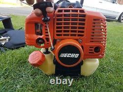Echo Srm-410es Professional Heavy Duty Strimmer Brushcutter 42.7cc Essence 4000