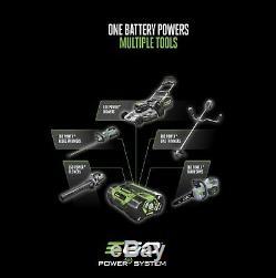 Ego Batterie Alimenté Débroussailleuse St1500e Strimmer 56v Lithium Ion 5 Ans De Garantie
