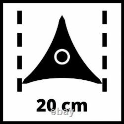 Einhell Expert Agillo 18/200 18v 30cm Sans Fil Pinceau Corps Seulement