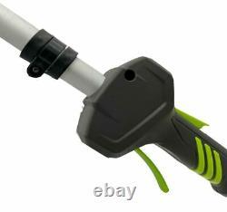 Essence Strimmer & Brushcutter Avec Gardenjack Professional 26cc 2 Stroke Engine