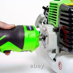 G-whizz Electric Start 33cc Essence Brosse À Outils Multiples Trimeur D'herbe À Haies