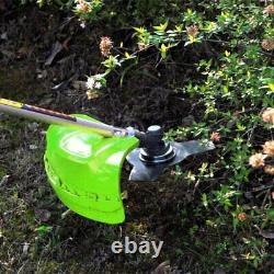Gardenjack Petrol Strimmer Brushcutter Hedge Trimmer Tronçonneuse 5 En 1 Outil Multi