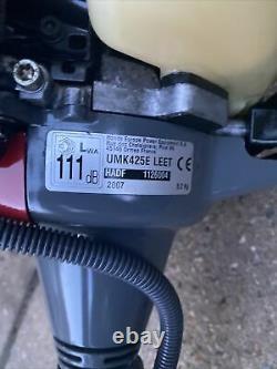 Honda Petrol 4stroke Umk425e Strimmer / Brushcutter Vgc Entièrement Desservi