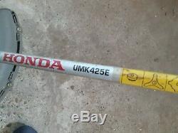 Honda Umk425e 4 Temps À Essence Tondeuse À Fil / Débroussailleuse